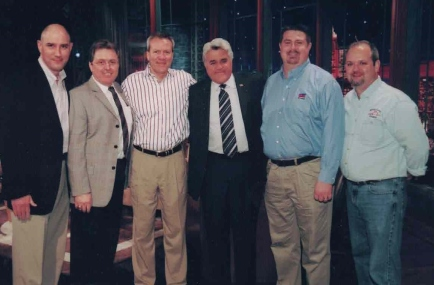 Meeting Jay Leno